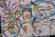 Laugh Mind Map by Baby Orchid