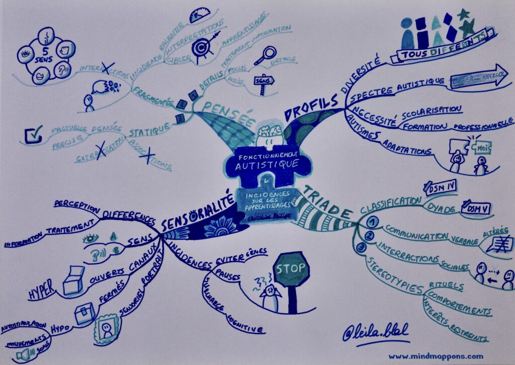 The Autism Mind Map